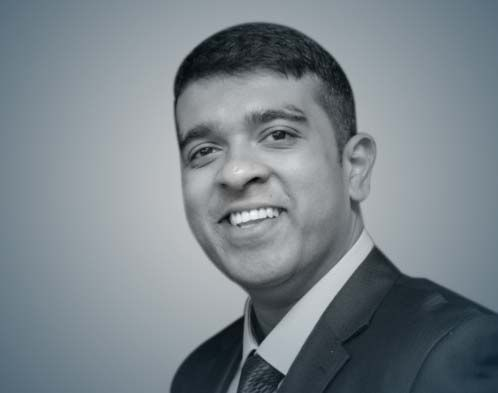 Akshay Mendon - Client Director, Singapore