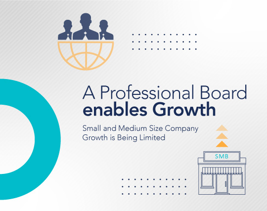 A Professional Board Enables Growth