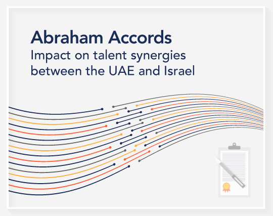 Abraham Accords: Impact on talent synergies between the UAE and Israel